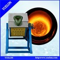 horno para la fusión de zinc