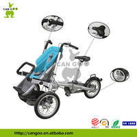 Wholesale Baby Stroller Bike Cargo Tricycle For Family