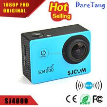 Original Manufacturer sj4000 wifi action camera with remote control 18 accessories
