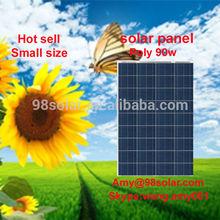 Policristalino panel solar 90w, sistema de energía solar, precio barato!!!