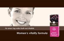 Vitamine D2 , E , C Women's Vitality Formula