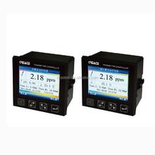 High quality Chlorine /pH/Temp online controller / Chlorine analyzer with the chlorine probe