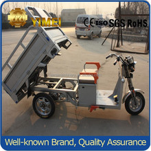 The hot sale electric motorcycle Used for loading the goods