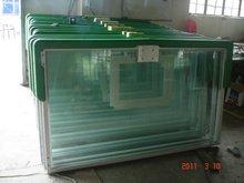 All Alumimum Frame,Tempered Insulation Glass Basketball Backboard