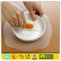 SOLVENT SILICON -Satic window CLING CLEAR FILM