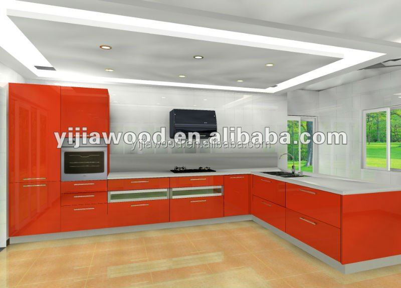 Door kitchen cabinet direct manufacturer view melamined mdf pvc door