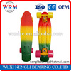 China Direct Factory Plastic Skateboard Longboard for Sale