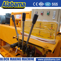 fault diagnosis system Best selling block and brick making machine