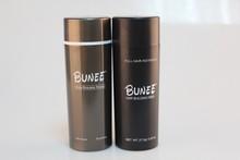 Natural formula professional dark brown hair building fibers oil