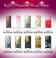 81 Designed Nail Tips Classic French Nail Tips