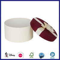 Free Samples Fancy Printing Glossy Paper Cosmetic Packaging Tube Box