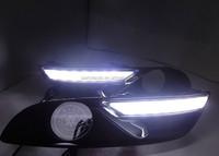 Hot seller LED DRL for Sylphy 2012 LED daytime running light