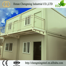 Ready Made Steady Prebulit Stainless Steel Structure Park Homes