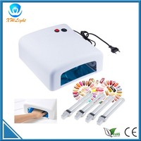 New uv gel nail curing lamp light dryer 36w UV Nail Lamp