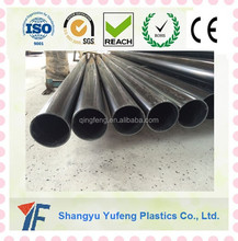 Black Plastic Water Well Pipe Plastic Pipe Factory