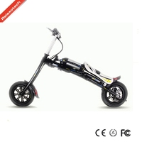 12 inch electric scooter Aluminium Alloy folding electric bike