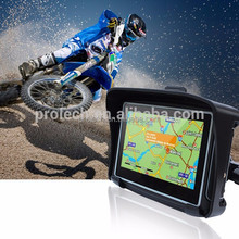 High quality Motorcycle/CAR GPS Navigation 4.3 inch TFT Touch screen with Windows CE 6.0