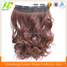 Hot sale Fast Shipping Hair Extensions 12 to 30 Inch Hair Extension Clip In&Ombre Hair Extension