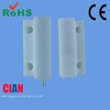 Super hot magnetic door sensor ABS housing double-sided glue with screw mount for home security system