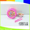 Wholesale Popular Plastic Toy Drum Set Musical Instrument Toy Clear Plastic Drums