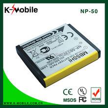 1000mah Camera Battery NP-50 for FUJIFILM Fuji FinePix F100fd F200EXR