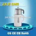 Producto 2014: Con nuevo diseño, posee certificaciones GS CE RoHS LFGB y está autorizada para ser comercializada en India. Construida en bronce.