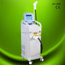 Long using life 808nm portable diode laser hair removal