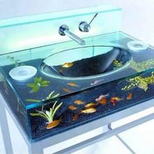 2015 wholesale factory custom Caroline Acrylic Wall Mounted Aquarium / Fish Tank