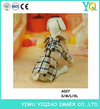 Luxury design dog clothes Wholesale Winter Pet Products Fashionable Frock Coat for Dogs