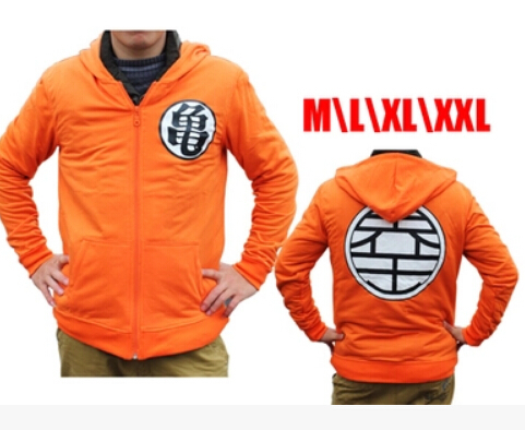 Dragon Ball z Goku Costume Dragon Ball z Goku Kame Symbol