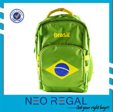 Brazilian style cooler lunch bag for adults