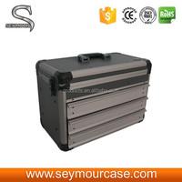 Aluminum Metal Tool Storage Box Case