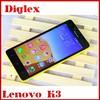 100% new wholesale Price Lenovo smart phone Lenov k3 android4.4 16GB Dual sim multilanguage Phone