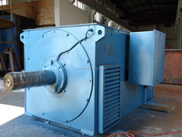 YR560-12,6000V, high voltage three phase slip ring wound rotor induction motor electric 500KW
