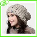 personalizado quente senhora crochê chapéu para adultos