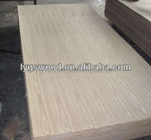 Good Quality 0.2mm thickness natural ash faced plywood