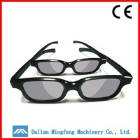 Circular Polarized 3D Glasses producer for 3D TV and 3D cinema