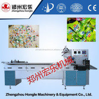 Horizontal Multi-function Flow Biscuits/candy Packaging Machinery