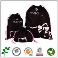 Swim Gym Travel Shoes Outdoor bag nylon Women Man Unisex Waterproof Sports bag Basketball Football Drawstring String Backpack