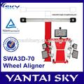 Proveedor de China SWA3D-70 3D alineador de rueda / 3d alineación de ruedas