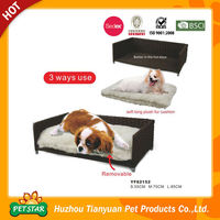 Breathable Mesh 2015 New Rattan Pet Bed