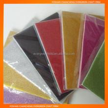 ethylene vinyl acetate foam sheet with glitter