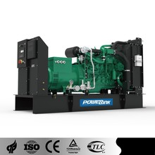 PowerLink 60Hz GE80-6NG Generator with Natural Gas as fuel