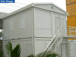 modern modular house for apartment, office, camp, storage
