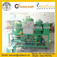 Waste Lubricant Motor Oil Purifier Plant, Easy-operation Oil Filtration System for Black Oil