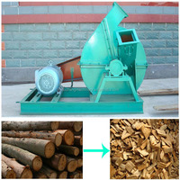 Factory supply disc wood chipper for sale, wood chipper