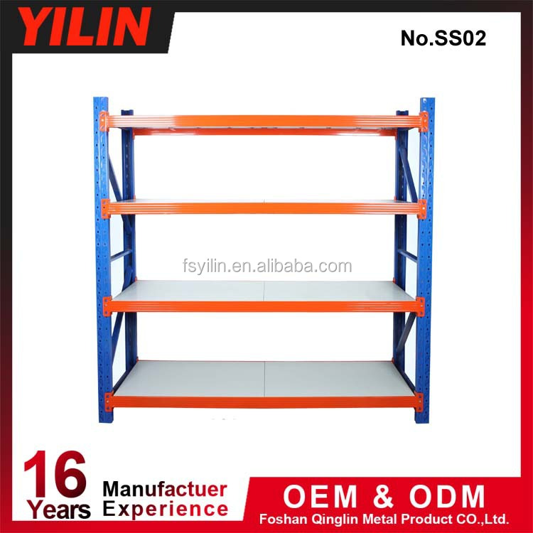 customized heavy duty kitchen vegetable warehouse storage rack