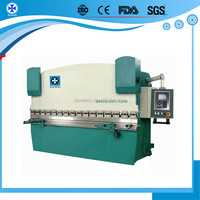 New Style Auto Blade/Knife CNC automatic bending machine WC67K-100T/3200 sheet metal