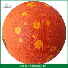 Top selling 2014 rubber exercises basketball normal size weight officially basketball ball