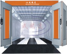 WLD 9100 Paint Booth (Luxury Type) (CE )